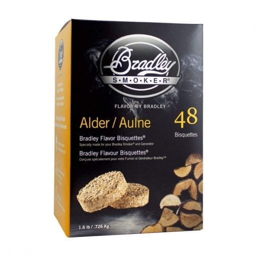 Bradley Smoker Bisquettes Els 48 pack