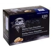 Bradley Smaak Bisquettes Pacific Blend 120 Pack