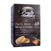 Bradley Smaak Bisquettes Pacific Blend 48 Pack